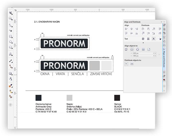 Revolver - grafično oblikovanje in izdelava spletnih strani