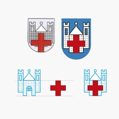 Agencija Revolver - grafično oblikovanje: Prenova logotipa za Zdravstveni dom Slovenj Gradec