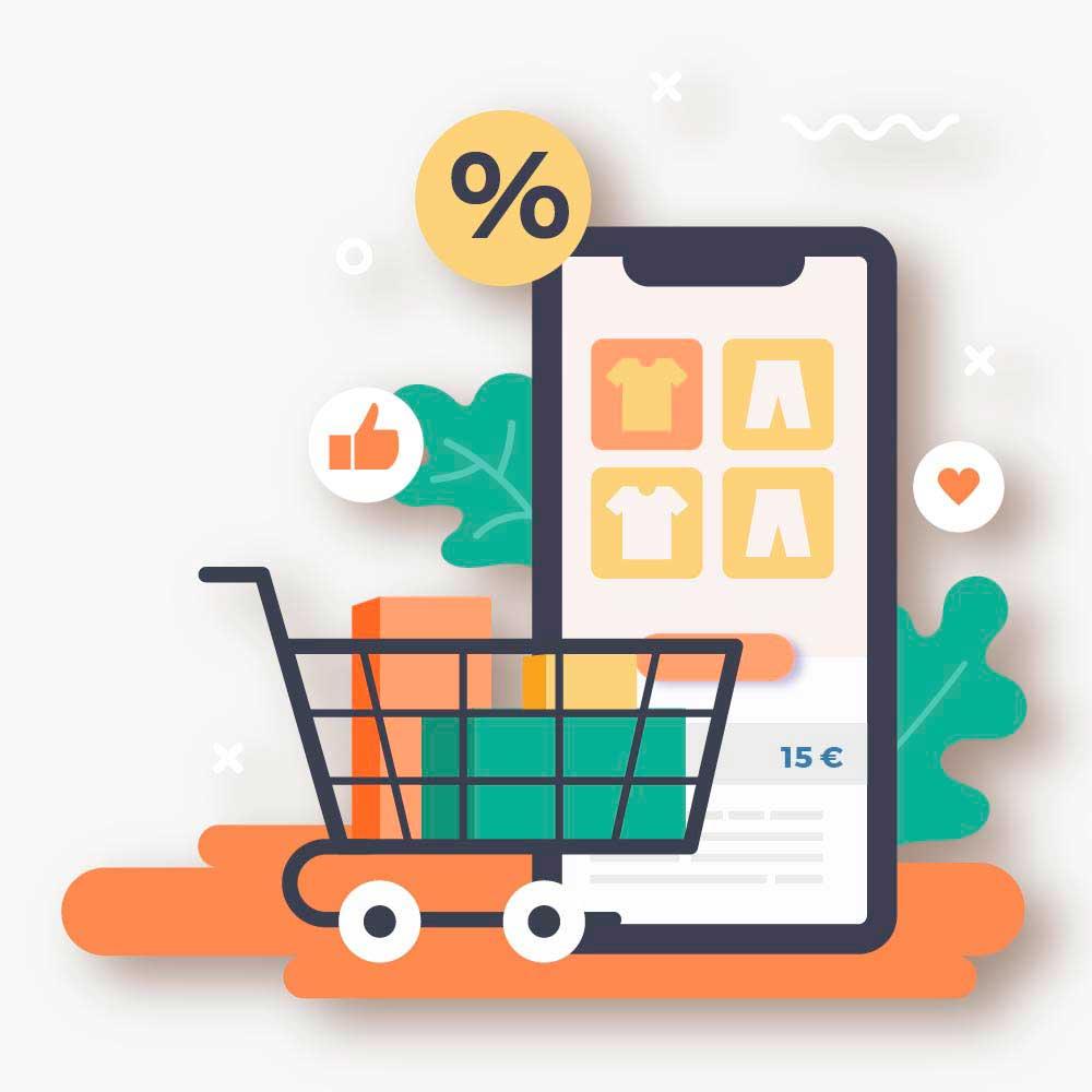 Agencija Revolver - Izdelava spletnih trgovin, ki očarajo in prodajajo