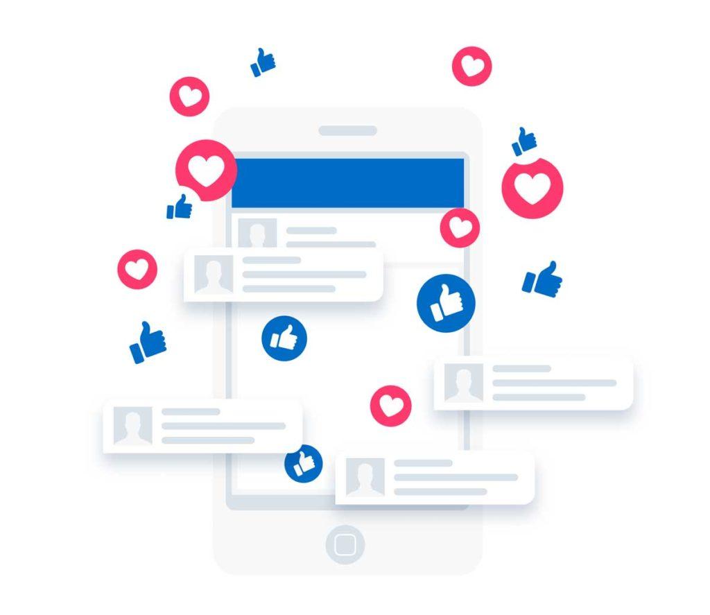 Revolver družbena omrežja - Upravljanje z družbenimi omrežji
