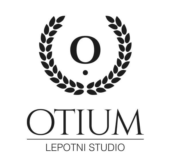 Revolver oblikovanje: Otium - minimalistični design logotipa