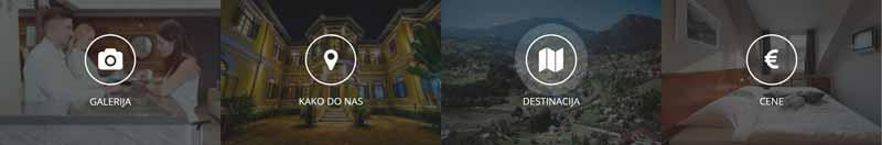 Hotel Špica Laško - Revolver izdelava spletnih strani - hitre povezave