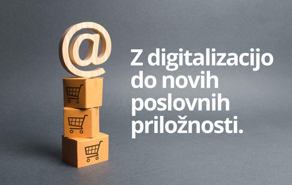 Spletne trgovine - z digitalizacijo do novih poslovnih priložnosti - Revolver blog.