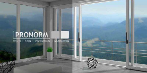 Pronorm Fenster - Izdelava spletnih trgovin Revolver